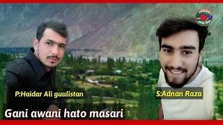 khosh ran maten ta no bom hamsfar//Adnan raza New chitrali