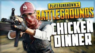 Winner Winner Chicken Dinner !!!!!  Pubg Mobile   Android Game