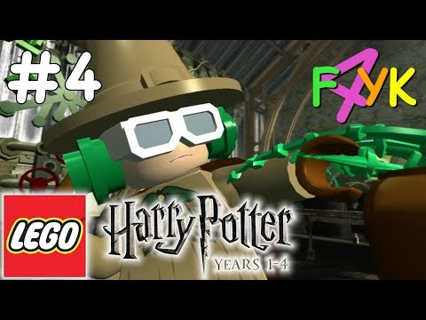 LEGO Harry Potter: Years 1-4 // #4 Learning New Spells