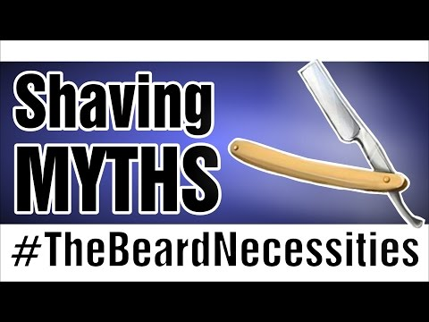 Shaving Myths & The Beard Journey | #TheBeardnecessities | Ep 15