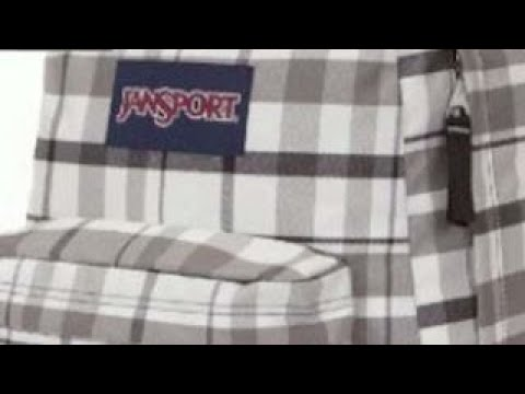 JanSport backpacks go high tech