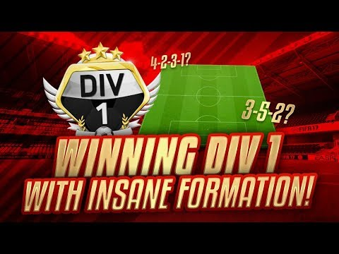 WINNING DIVISION 1 with THE BEST PRO PLAYERS FORMATION on FIFA 18 ULTIMATE TEAM! TACTICS & TIPS