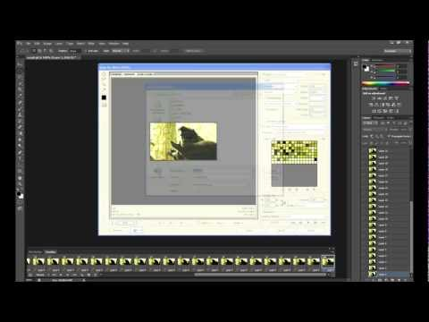 How to reduce GIF size under 1 MB (Tumblr) - Photoshop CS6