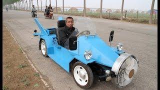 Amazing Homemade Vehicles 3