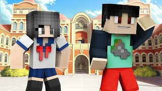 Yandere Middle School - NEW SCHOOL! (Minecraft Roleplay) #1