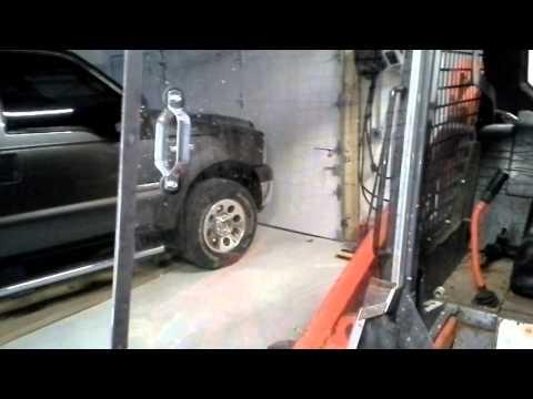 Home made Skid Steer Door-No welding About $150.00