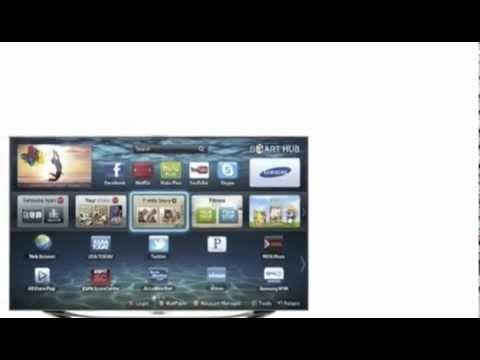 Samsung 55-Inch 1080p 240Hz 3D Slim LED HDTV