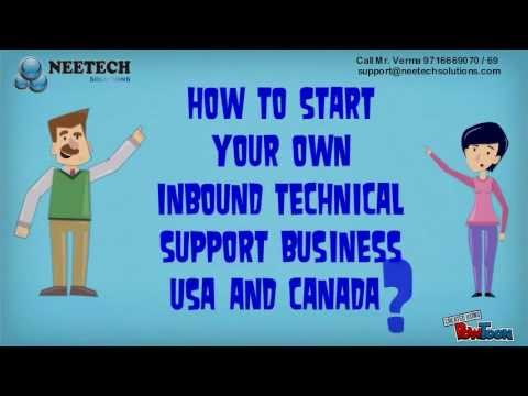 How to Start Inbound Tech Support BPO In India with Payment Gateway Provider