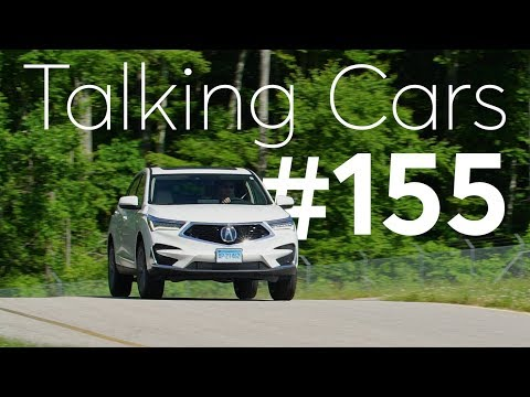 Acura RDX, Shifter Gaffe in Chrysler Ad, Tesla Model 3 Recommended for Teens? | Talking Cars #155