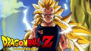 Super Saiyan 3 Vegeta : Dragon Ball Z SUPER 2015 NEW Anime Series!ドラゴンボールスーパー Release