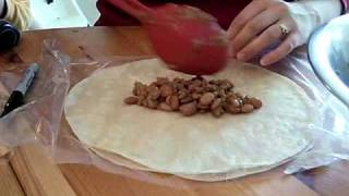 Lifeasmomcom How To Fold A Burrito