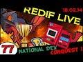 LIVE 18.02.14 // NATIONAL POKEDEX CONQUEST - RÉUSSI / COMPLETE - POKEMON Y !