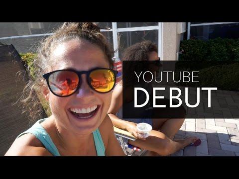 YouTube Debut