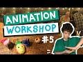 Animation Workshop 5 Georgia Tofuzi International Animation Festival