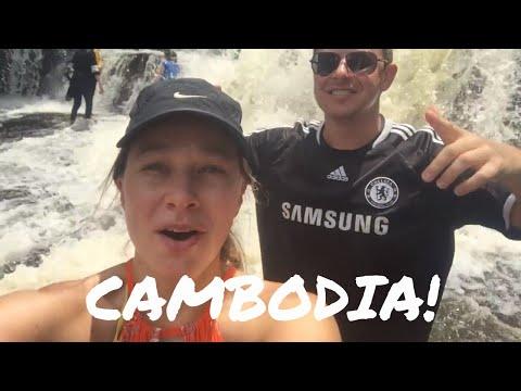 SIEM REAP - TRIP TO PHNOM KULEN -  Cambodia Travel Vlog