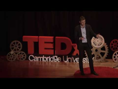 Psychosis: Bending Reality to See Around the Corners | Paul Fletcher | TEDxCambridgeUniversity