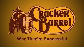 Cracker Barrel - Why They