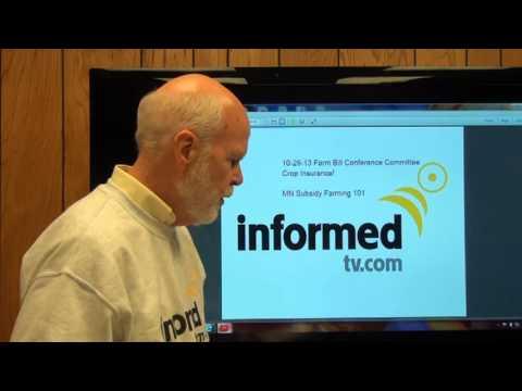 Crop Insurance & Direct Farms Subsidies in Minnesota