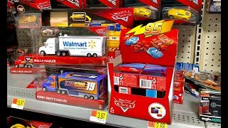 New Disney Cars 3 Toys Hunt Thomasville Racing Legends Walmart