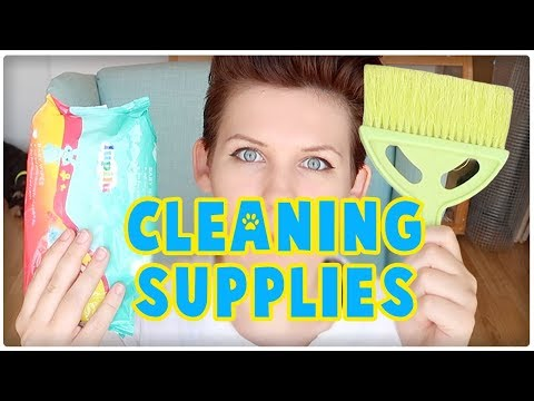 6 Must Have Cleaning Tools For Hamsters & Other Pets!