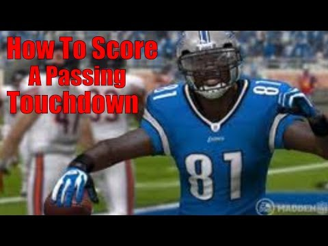 Madden 15 and 25 How To Score a Passing Touchdown EVERY Time!