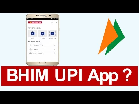 Bhim UPI app  Tutorial Full Guide in Hindi | How To Do Cashless Payment | How to download Bhim app ?