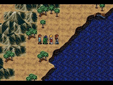Let's Play Phantasy Star IV #08: Saving Zema and the Professor