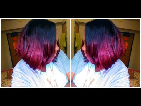 How to get Red Hair ft.Bob! Adore Semi-Permanent Hair Color Intense Red/Raging Red