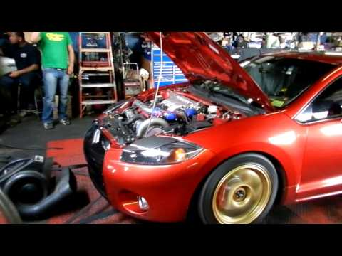 ripp mods 4g eclipse breaking 400whp at 8 psi