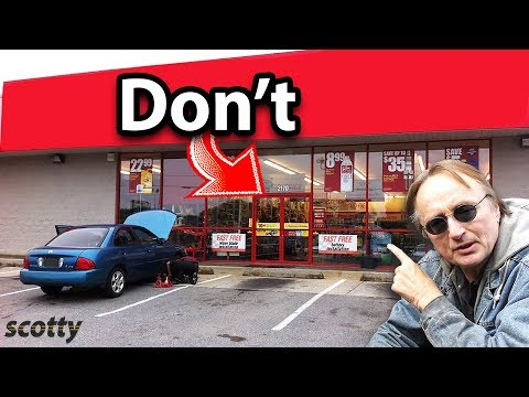 Never Buy Car Parts From This Place