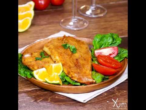 Baked Fish Fillets | Baked Fish Fillets Recipe