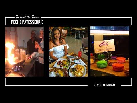 Peche Patesserie Trinidad - Taste D Town