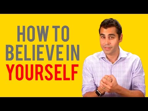 How To Create Unstoppable Confidence And Trust In Yourself
