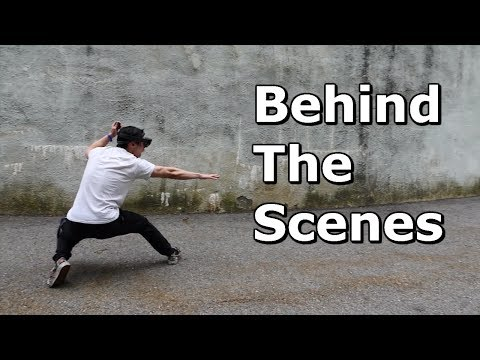 BEHIND THE SCENES - Sword Art Online AR Concept HoloLens Trailer