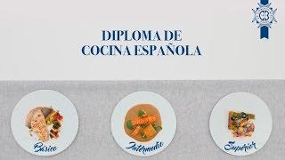 Diploma De Cocina Española En Le Cordon Bleu Madrid