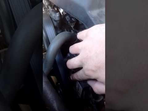 New timing belt sound 2011 Honda Odyssey