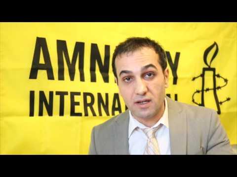 Testimony on Muslim Ban and Congressional Briefing - Omar Al-Muqdad