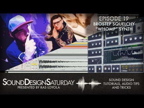 Sound Design Saturday 19 - Brostep Whomp with Massive (Trollphace, Skrillex, etc.)