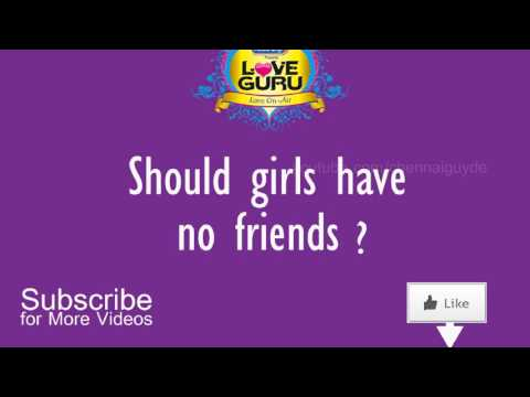 How Women are Restricted after Marriage | Love Guru Tamil