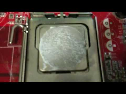 How to Remove a Processor