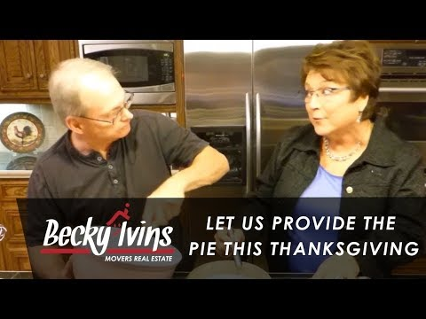 Oklahoma City Metro Real Estate Agent: Let Us Provide the Pie This Thanksgiving