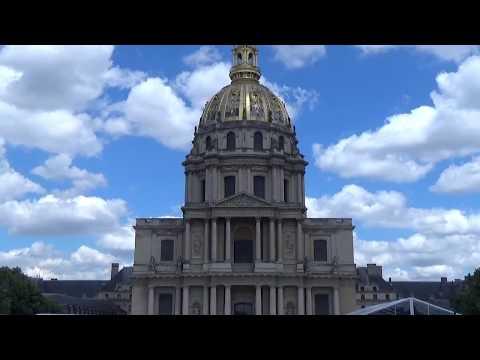 Napoleon's Tomb,  Invalides, Paris