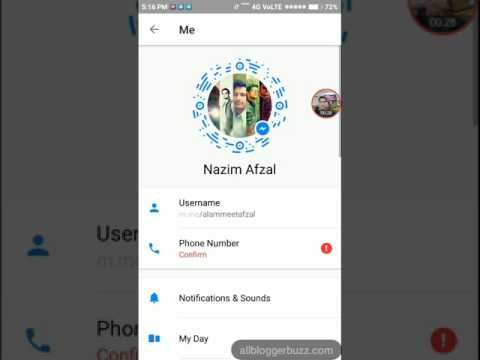How to Remove an Account From Facebook Messenger