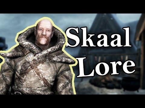 Skyrim: The Skaal Lore