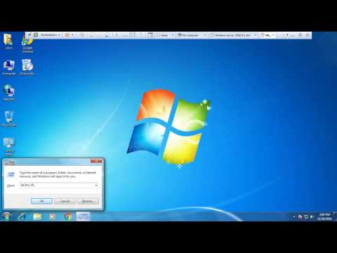 Windows 7:  Find out MAC Address or Physical Address of PC