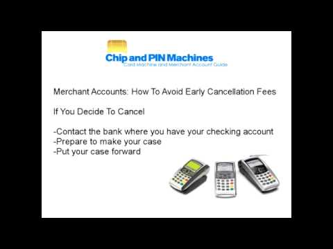 Merchant Services: How To Avoid Early Termination Fees