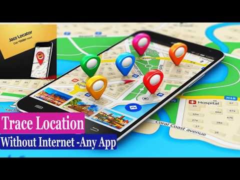 How Trace Location of Any Mobile Number without Google Map❓| Jazz Locator Service 💯% Working...👍🏻