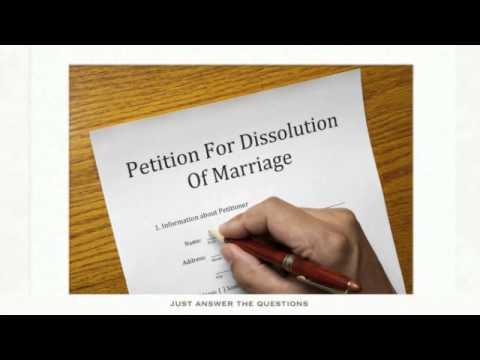 Kentucky Divorce Papers