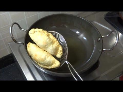 Gujiya Recipe-Mawa and Dry Fruits Gujiya-Samosa Shape Gujiya-Karanji-Gugra