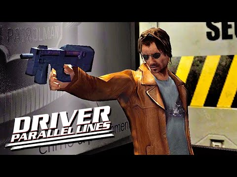 Driver: Parallel Lines - Gameplay Walkthrough - Mission #30: Bear Cage